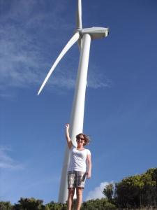 windmill, wind farm, great ocean road, road trip, windy, wind, tall