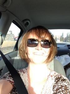 car, gas, windshield, road trip, windy, calgary, alberta