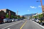 bernard, Kelowna, downtown Kelowna, tourist, road trip