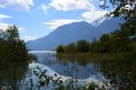 pemberton, hwy 99, vancouver to Kelowna, road trip, reflection, lake, mountains,
