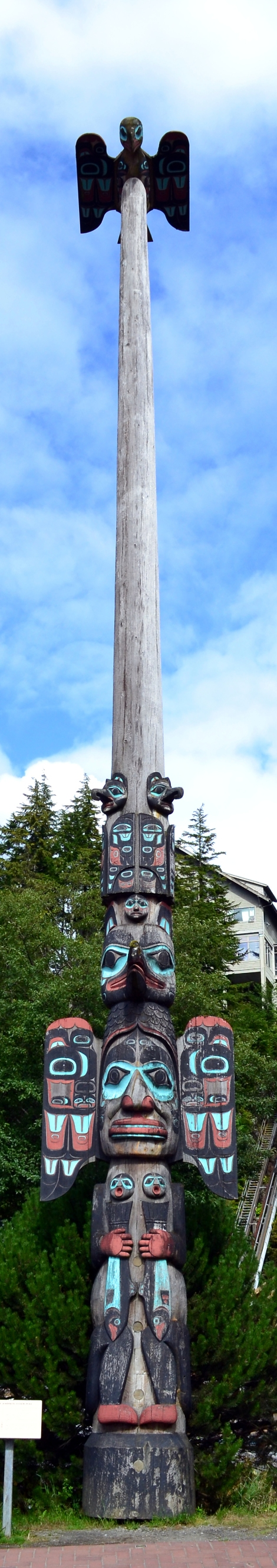 walking tour, Ketchikan, Alaska